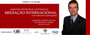 mediacao internacional - site MEDIARE