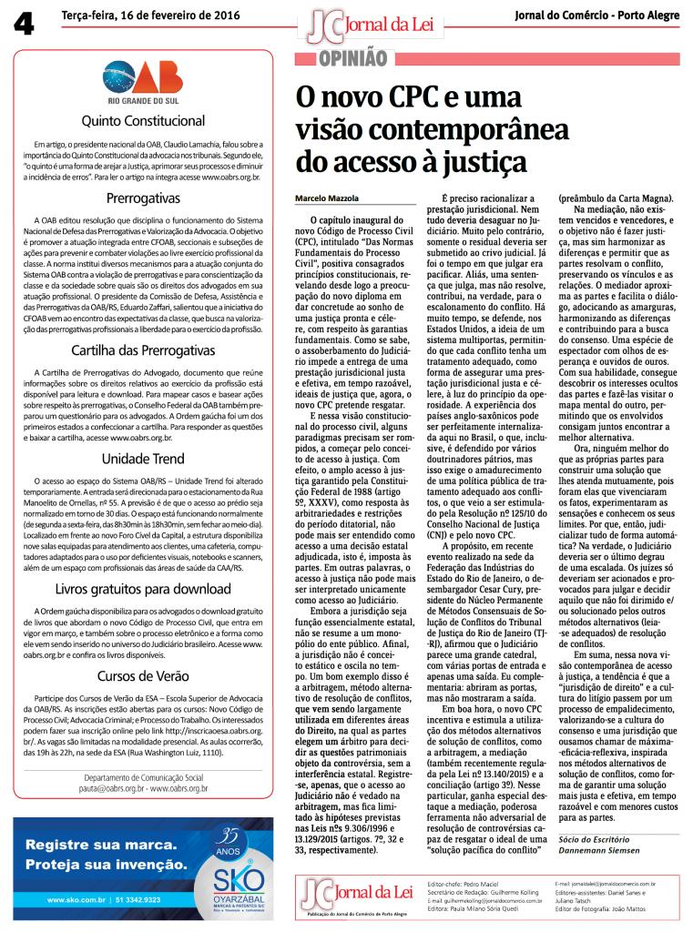 Jornal da Lei